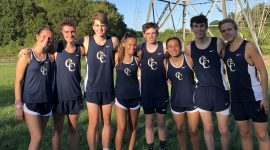 Cross Country Team Making CCS History