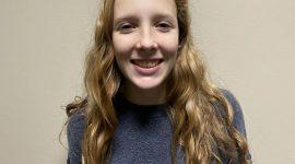 Student Spotlight: Grace Daniels