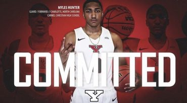Myles Hunter: Youngstown State