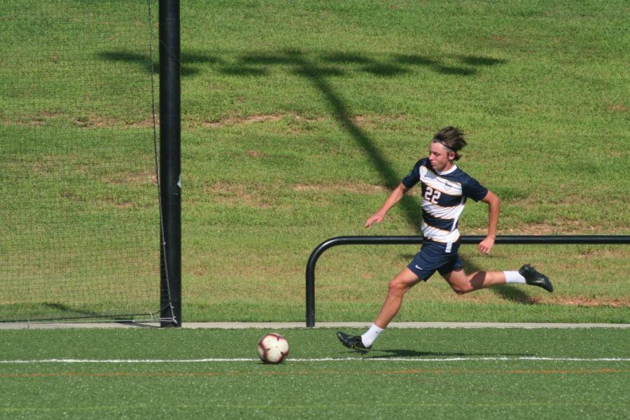Varsity Men's Soccer's Newest Commit