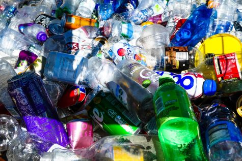 This picture embodies what many people believe recycling looks like, which is not true. Much recycling is contaminated and ends up unable to be recycled and treated as trash.