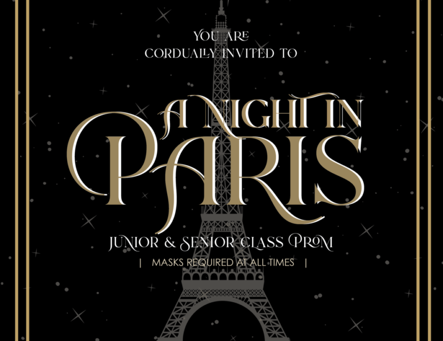 Prom is back with 'A Night in Paris'