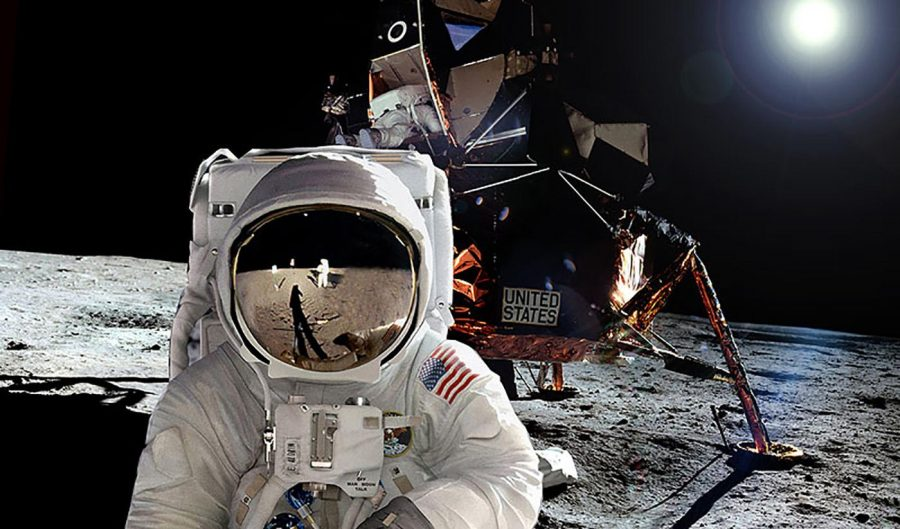 Fact or Fiction? In 1969 the Apollo 11 moon landing ends the ongoing Space Race with the USSR. After increased political tension, the United States claimed victory with Neil Armstrong's historic first steps on the moon.